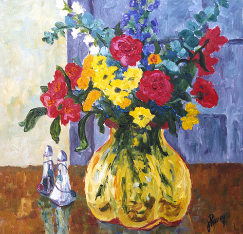 yellow-vase20x20