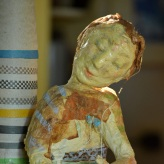 Patience - 37cm tall