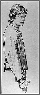 Garry Pound Self Portrait