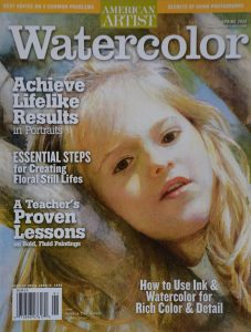 watercolor magazine