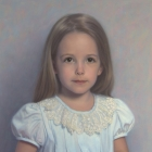 LittlePrincess-pastel-portrait-girl